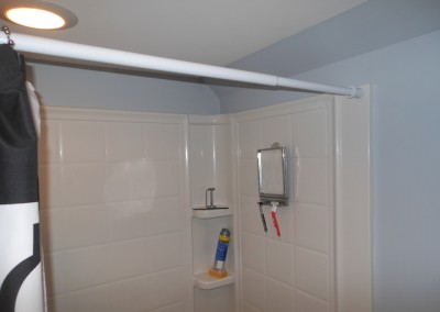 Reardon new shower